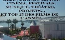 Mon bilan de l'année 2012 et mon top cinéma (les 15 meilleurs films de 2012)