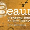 Programme du Festival International du Film Policier de Beaune 2014