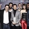 22ème Cérémonie des Trophées du Film Français : le palmarès