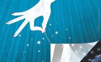 L'affiche du 41ème Festival du Cinéma Américain de Deauville