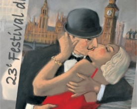 Affiche et bande-annonce du Festival du Film Britannique de Dinard 2012
