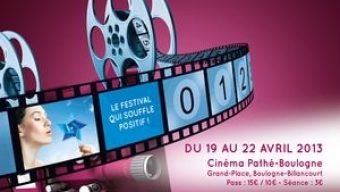 Programme du Festival International du Film de Boulogne-Billancourt 2013