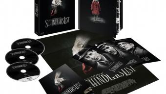 « La Liste de Schindler » de Steven Spielberg – Edition 20ème anniversaire Blu-ray/ DVD