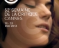 L'affiche de la Semaine de la Critique 2013