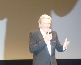 Festival de Cannes 2013 – Cannes Classics – Projection de la version restaurée de PLEIN SOLEIL de René Clément en présence d'Alain Delon