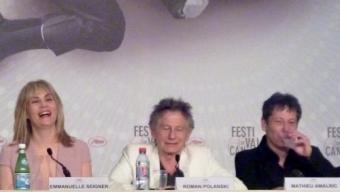 Compétition officielle – Critique de LA VENUS A LA FOURRURE de Roman Polanski
