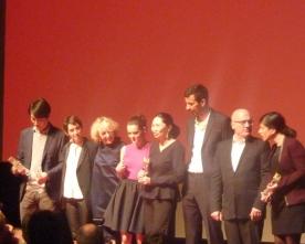 Palmarès du Festival du Film Asiatique de Deauville 2014