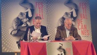 Festival de Cannes 2014 : conférence de presse d'annonce de sélection