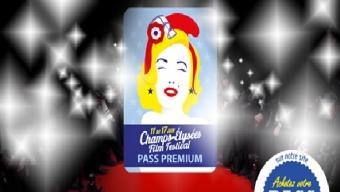 Concours – Gagnez vos pass illimités pour le Champs-Elysées Film Festival 2014