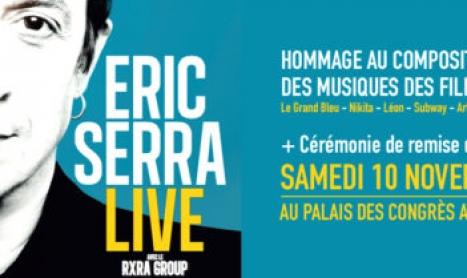 Festival du Cinéma et Musique de Film de La Baule 2018 : Depardieu, Serra, Ardant, Lonsdale, Perrin…  au programme !