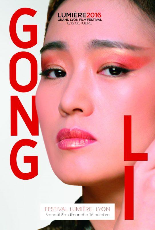 affiche gong li