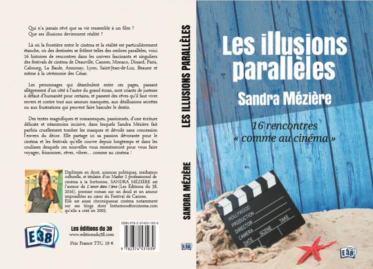 Couverture et quatrième de couverture Les illusions parallèles (2)