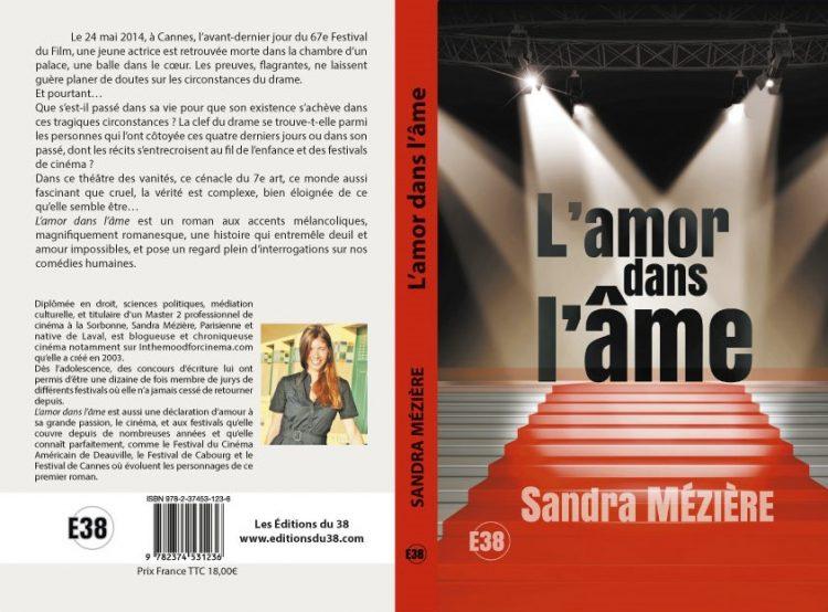 Quatrième de couverture et couverture L'amor dans l'âme
