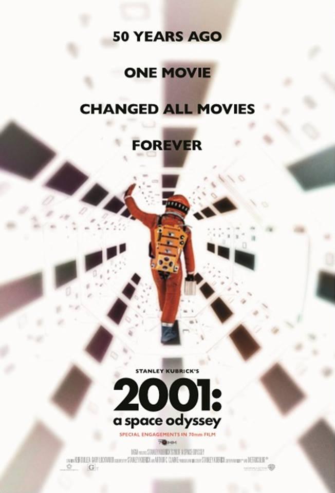 50 ans de la sortie de 2001 Odyssée de l'espace à Cannes