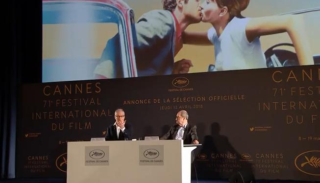 Conférence de presse Cannes 2018 1