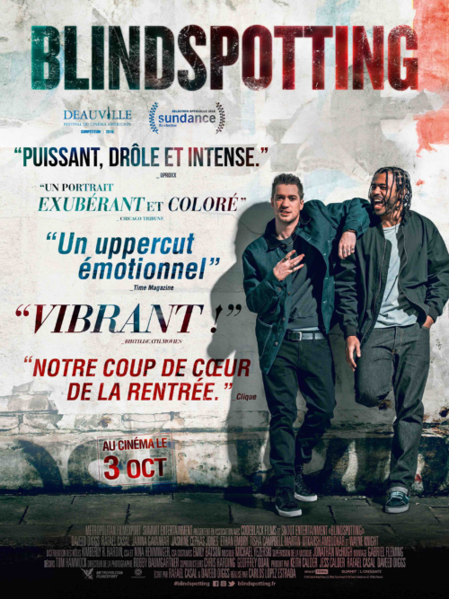 Blindspotting Deauville