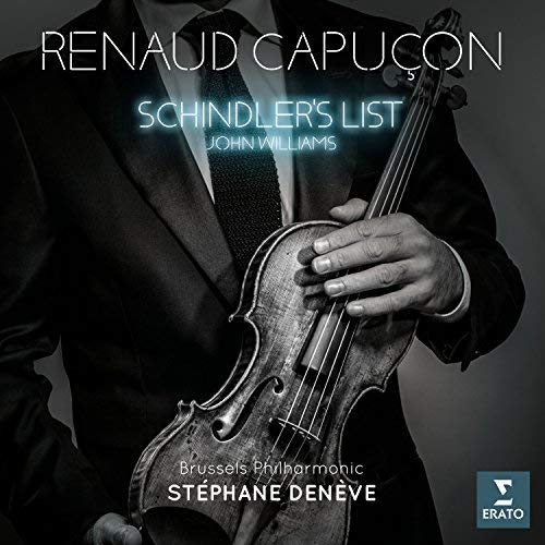 Renaud Capuçon cinéma Deauville 2018