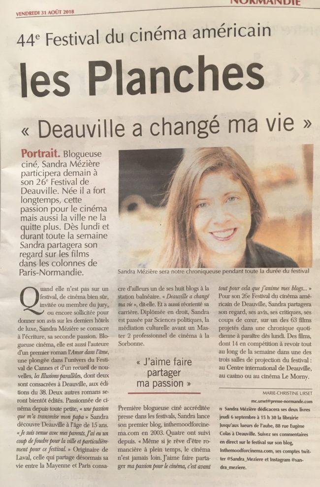 44ème Festival du Cinéma Américain de Deauville 97