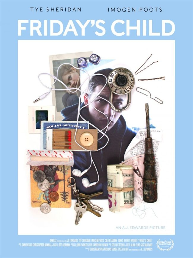 affiche de friday's child