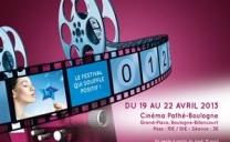 Programme du Festival International du Film de Boulogne-Billancourt 2013
