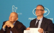La sélection officielle du Festival de Cannes 2014 : conférence de presse