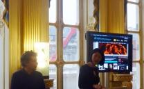 Conférence de presse de la 5ème édition de Myfrenchfilmfestival.com au Ministère de la Culture