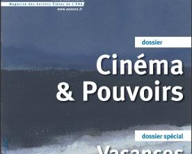 L'ENA hors les murs : Cinéma et pouvoirs