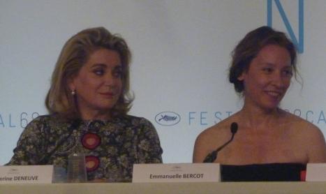 Festival de Cannes 2015 – Episode 1 : Cérémonie d'ouverture du 68ème Festival de Cannes et projection de « La tête haute »d'Emmanuelle Bercot