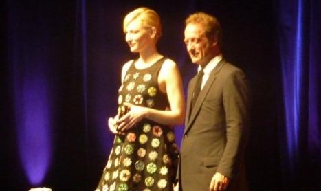 Cate Blanchett présidera le jury du 71ème Festival de Cannes