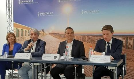 Programme du 45ème Festival du Cinéma Américain de Deauville